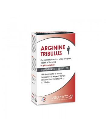 Arginine Tribulus Homme - 60 gélules