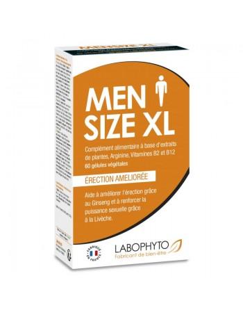 MenSize XL Homme - 60 gélules