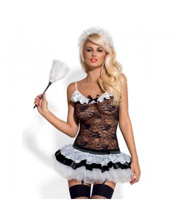 Housemaid Costume - Noir et Blanc